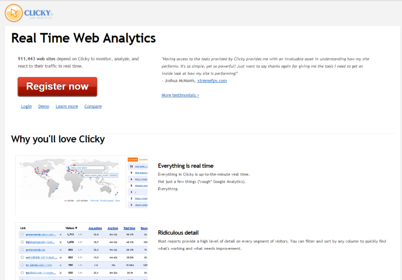 website traffic analytics tool