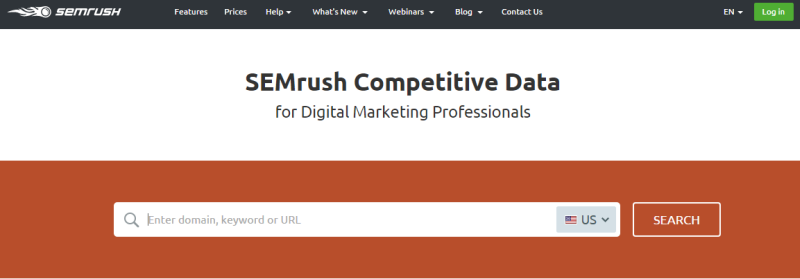 competitive seo research tool
